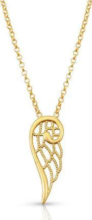 Nomination , Angels Gold Wing Necklace 145302012