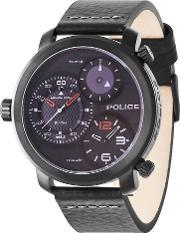 Police , Mens Mamba Strap Watch 14500xsb-02