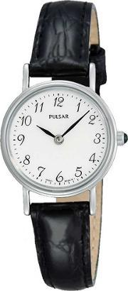 Pulsar , Ladies Classic Strap Watch Pta511x1