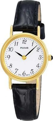 Pulsar , Ladies Classic Strap Watch Pta514x1