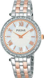 Pulsar , Ladies Dress Bracelet Watch Pm2109x1