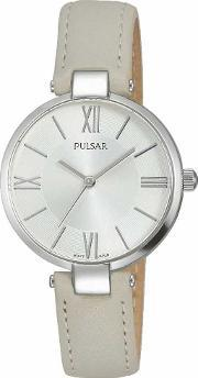 Pulsar , Ladies Strap Watch Ph8245x1