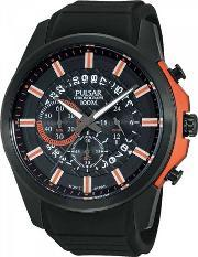 Pulsar , Mens Sport Chronograph Watch Pt3561x1