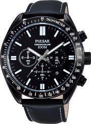 Pulsar , Mens Sport Chronograph Watch Pt3615x1