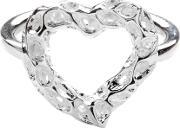Rachel Galley , Large Silver Love Heart Ring H300svmd