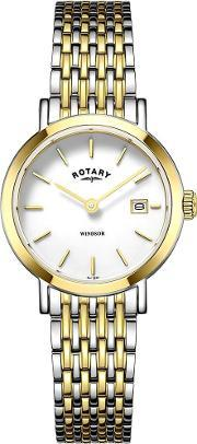 Rotary , Ladies Windsor Watch Lb0530101
