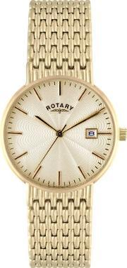Rotary , Mens Bracelet Watch Gs02424-21
