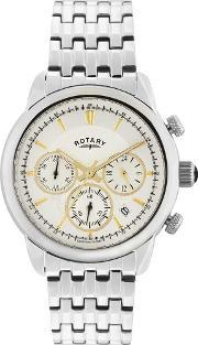 Rotary , Mens Monaco Watch Gb02876-02