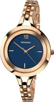 Sekonda , Ladies Gold Plated Watch 2243
