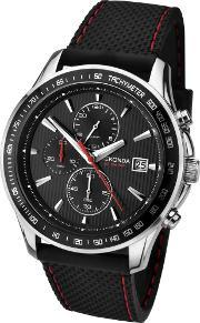 Sekonda , Mens Chronograph Strap Watch 1005