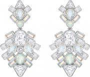 Swarovski , Ladies Festivity Crystal Dropper Earrings 5226202