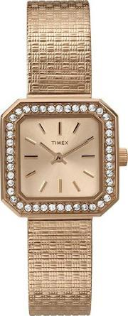 Timex , Ladies Classic Bracelet Watch T2p551