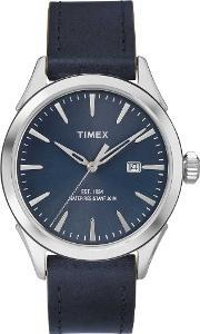 Timex , Mens Chesapeake Blue Watch Tw2p77400