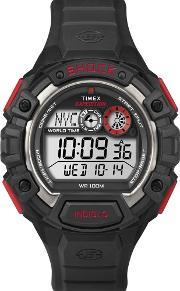 Timex , Mens Expedition World Shock Digital Watch T49973
