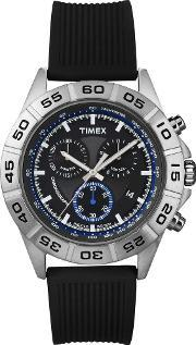 Timex , Mens Sport Chronograph Watch T2n884