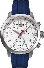 Tissot , Mens Six Nations Prc 200 Rbs Special Edition Watch T055.417.17.017.01