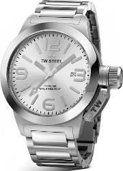 Tw Steel , Mens Canteen Watch Tw0304