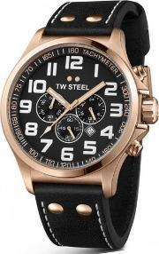 Tw Steel , Mens Chronograph Watch Tw0418
