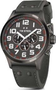 Tw Steel , Mens Chronograph Watch Tw0423