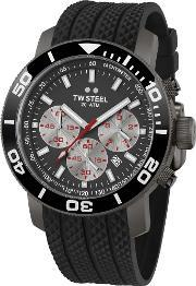 Tw Steel , Mens Chronograph Watch Tw0705