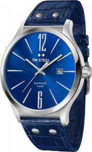 Tw Steel , Mens Slim Line Watch Tw1302