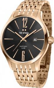 Tw Steel , Mens Slim Watch Tw1308