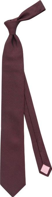 Thomas Pink , Lewes Texture Woven Tie
