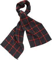 Thomas Pink , Chelsfield Check Scarf