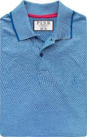 Thomas Pink , Birch Plain Classic Fit Polo
