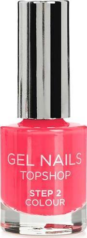 Topshop , Womens Gel Nail Colour In Tombola