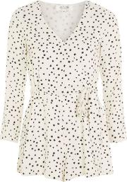 Wyldr , Womens In Your Eyes  Star Playsuit By