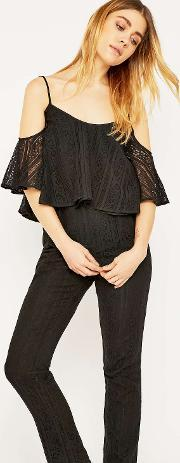 The Fifth , Sad Song Cold Shoulder Top