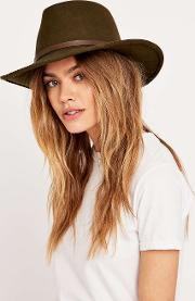 Christys London , Crushable Safari Hat, Khaki