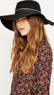 Christys London , Kimberley Wide Brim Hat, Black