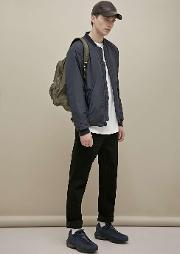 Suit , Bomber Jacket In Electric Navy Navy