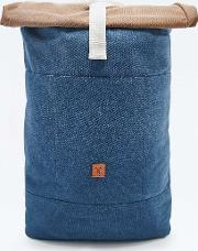 Ucon Acrobatics , Hajo Backpack In Blue And Sand Navy