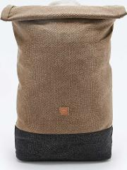 Ucon Acrobatics , Karlo Backpack In Sand And Black Sand