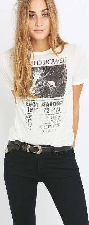 Part Fiction , Bowie Ringer T Shirt