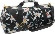 Mi Pac , Mipac Orchid Floral Duffle Bag