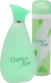 Chanson , Edt Deodorant Spray Set