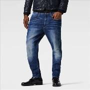 G Star , G Raw Type C 3d Tapered Mens Jeans
